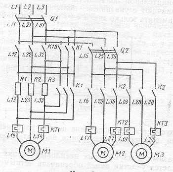 электросхема иж юпитер4